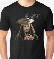 "Jack Sparrow say ""Savvy?"" Unisex T-Shirt"