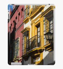 Streets of Seville  iPad Case/Skin