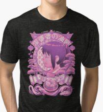 Yubaba no aburaya Tri-blend T-Shirt