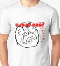 umadbro? rageface. Unisex T-Shirt