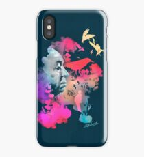 Alfred Hitchcock Hitch The Birds iPhone Case