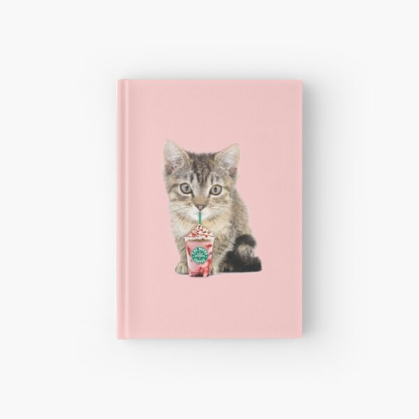 Sweet cat by Alice Monber Hardcover Journal