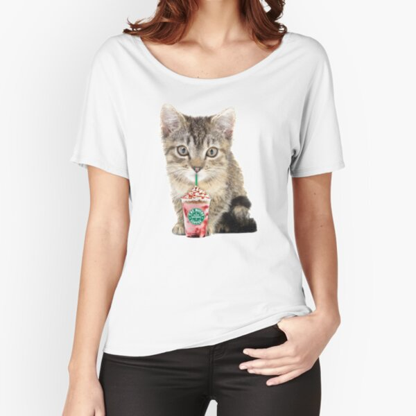 Sweet cat by Alice Monber Relaxed Fit T-Shirt