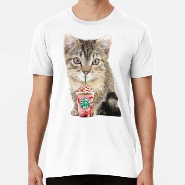 Sweet cat by Alice Monber Premium T-Shirt