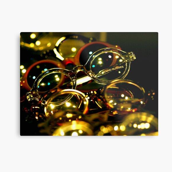 Specs-tacular Metal Print