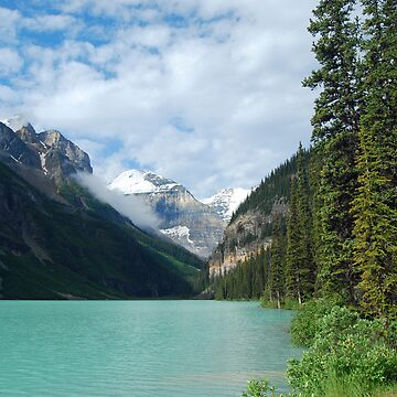 Lake Louise - 3 by buzzword