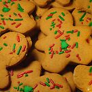 Gingerbread cookies by Marie-Eve Boisclair