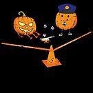 Halloween Crime Scene Gift von mjacobp