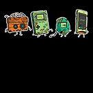 90 s Zombies Gift von mjacobp