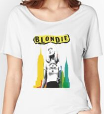 blondie new york Women's Relaxed Fit T-Shirt