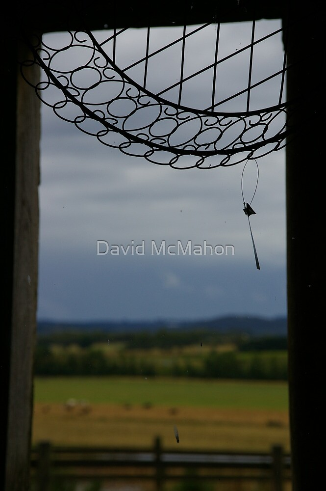 What Do You REALLY See When You Look Through This Window? by David McMahon