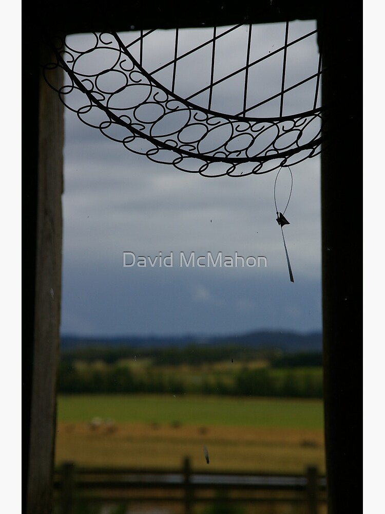 What Do You REALLY See When You Look Through This Window? by davidmcmahon