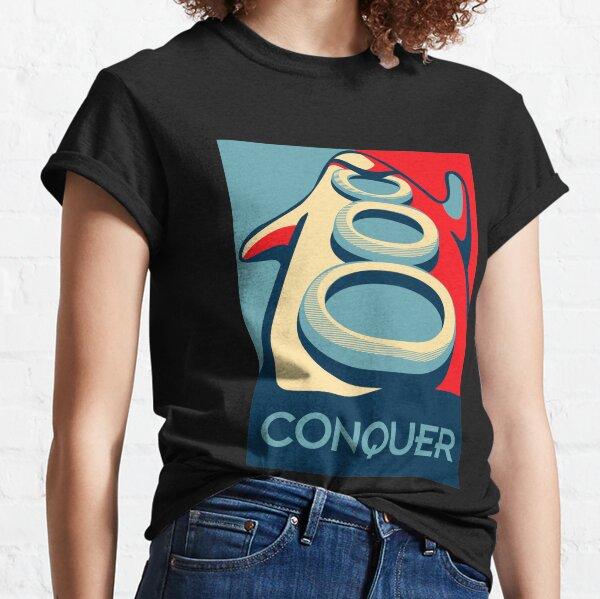 Conquer T-shirt classique