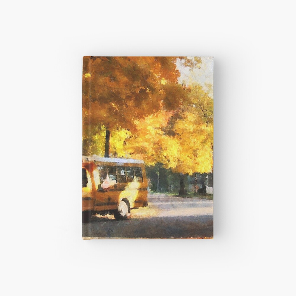 Back to School Hardcover Journal