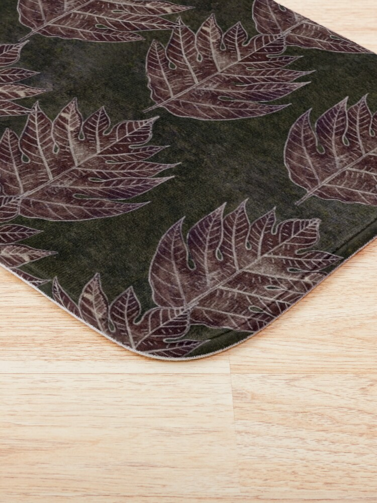 Alternate view of Leaf 2 Bath Mat