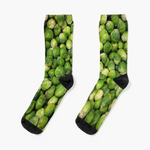 Brussels Sprouts Novelty Socks Socks
