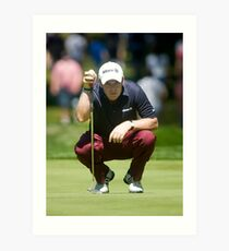 Paul McGinley Art Print