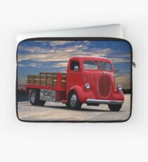1941 Ford COE Flatbed Truck Laptop Sleeve
