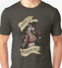 WRECK IT LIKE A WEREWOLF- SFW T-Shirt