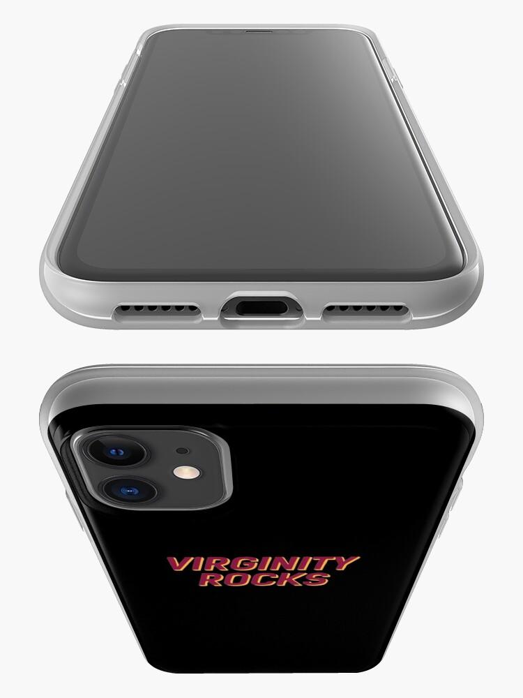 Alternate view of BEST SELLER Virginity Rocks Merchandise iPhone Case & Cover