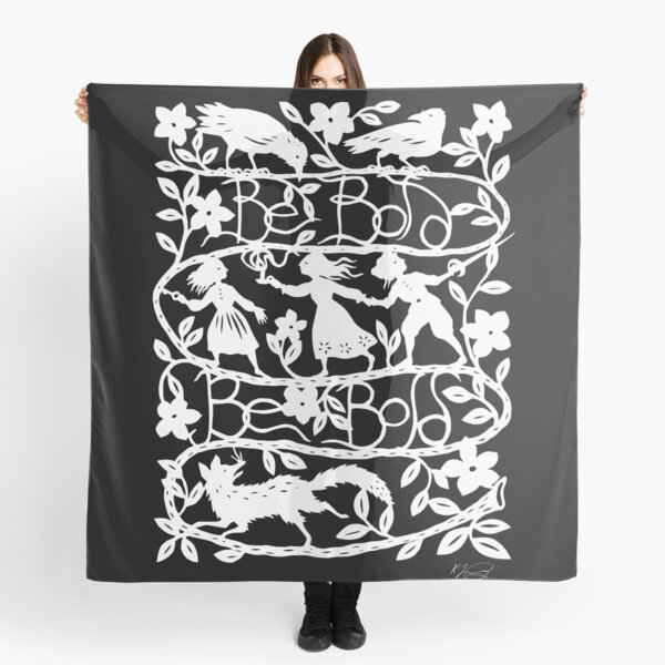 Be Bold, Be Bold Scarf