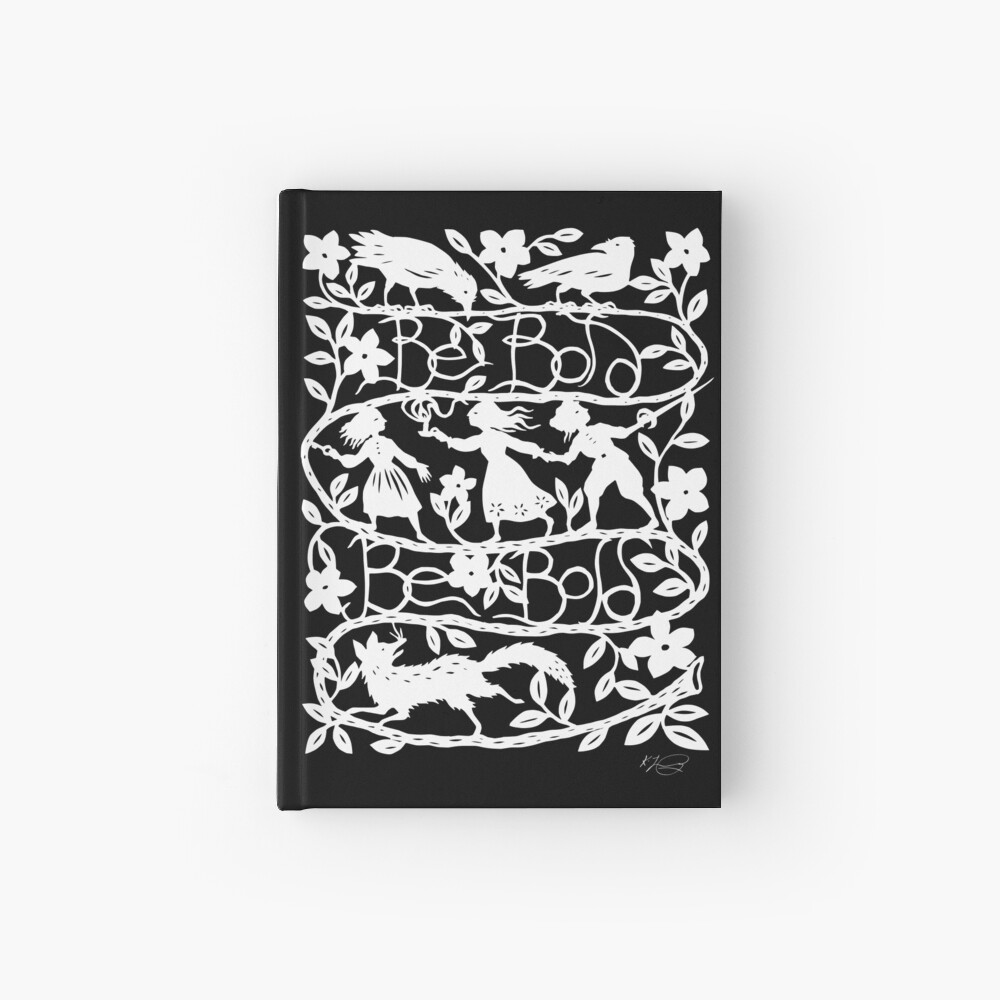 Be Bold, Be Bold Hardcover Journal