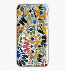 Parc Guell - Barcelona - Spain iPhone Case/Skin