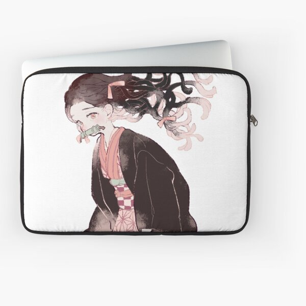 Nezuko adorable Laptop Sleeve