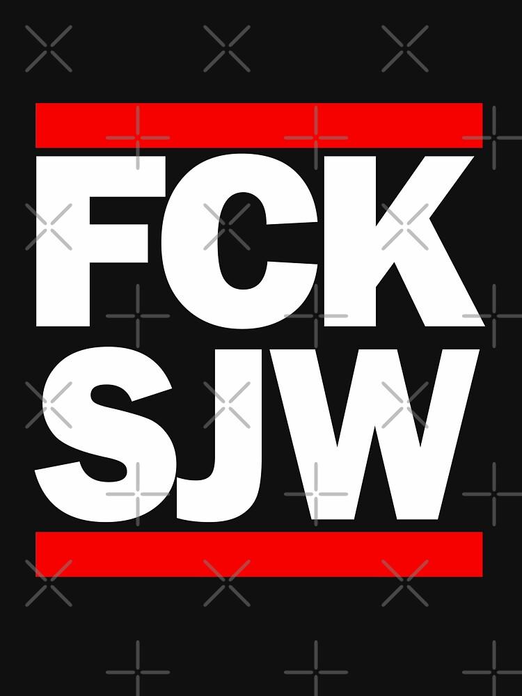 FCK SJW von endbozz