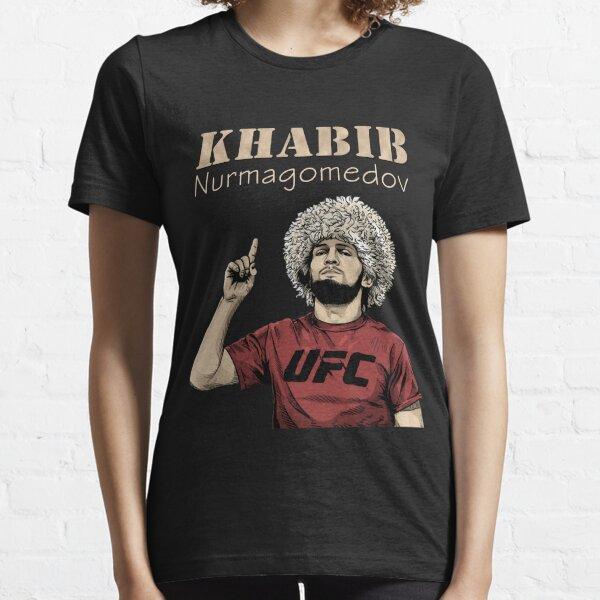 KHABIB NURMAGOMEDOV, UFC229 T-shirt de boxe T-shirt essentiel