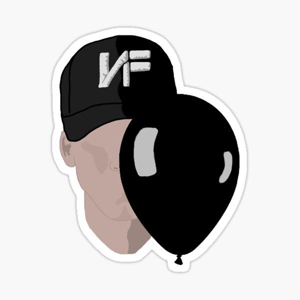 NF Art Sticker