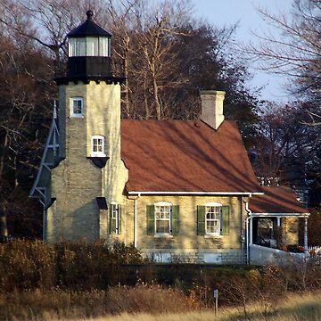 Lighthouse by photoally