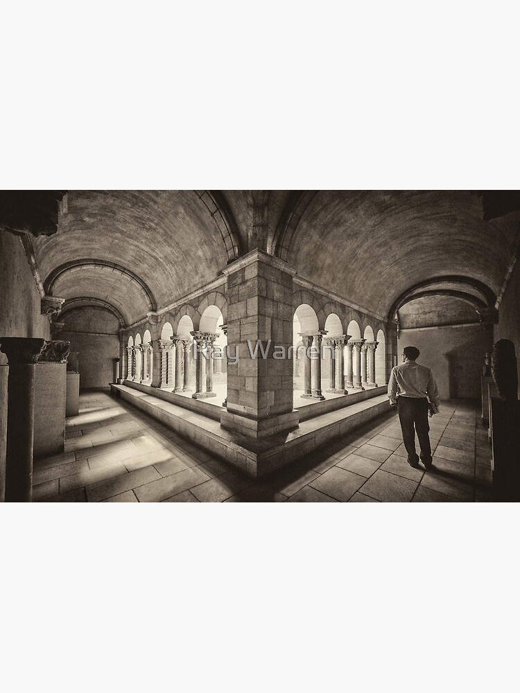 Exploring Cloisters by RayW