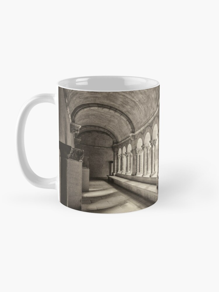 Alternate view of Exploring Cloisters Mug