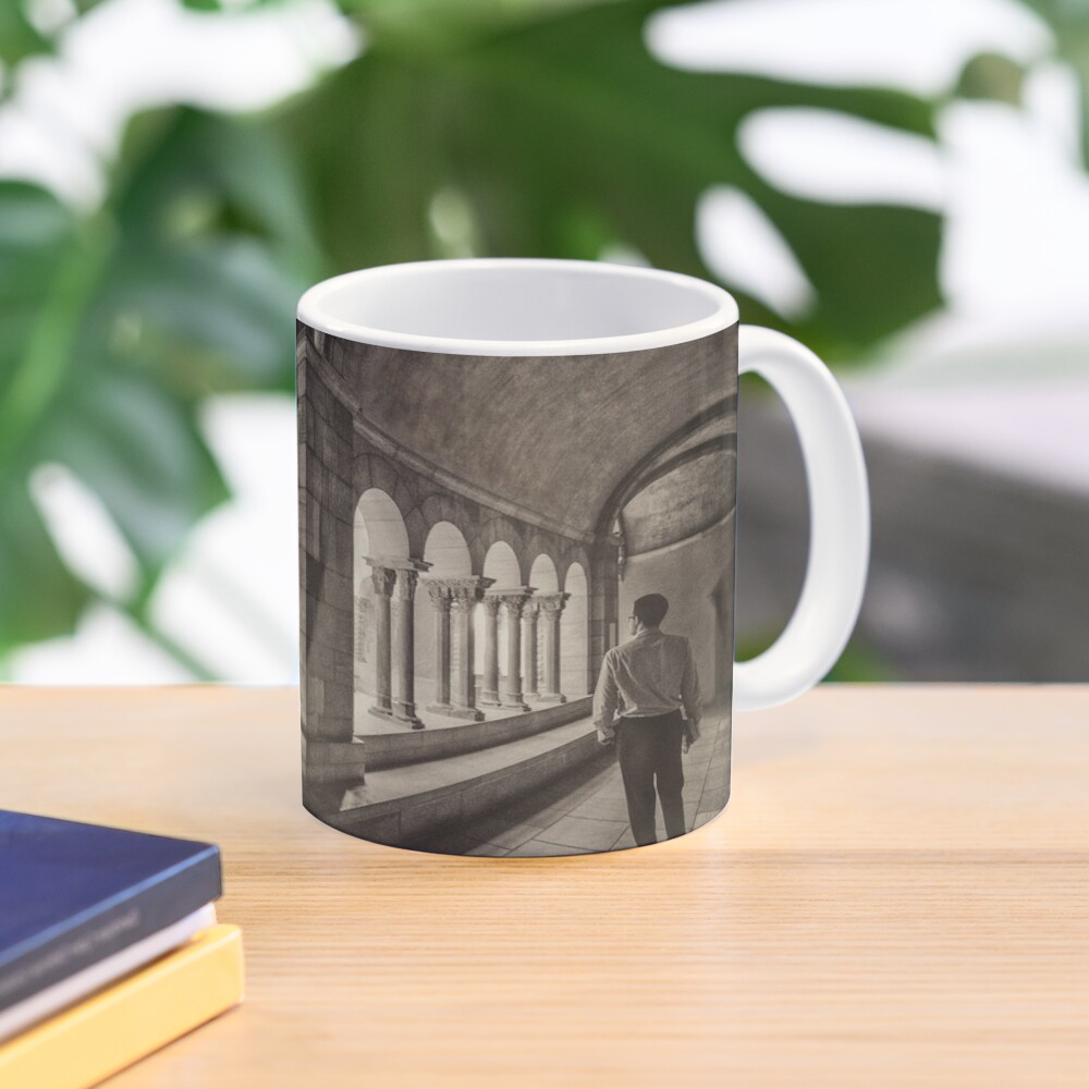 Exploring Cloisters Mug