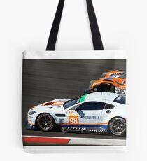 #98 Aston Martin Racing Tote Bag