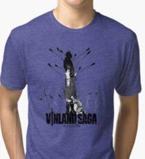 Sorrow - Vinland Saga Tri-blend T-Shirt