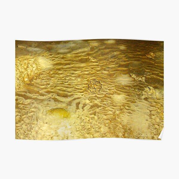 Manipura ~ Solar Plexus Chakra ~ Yellow Poster