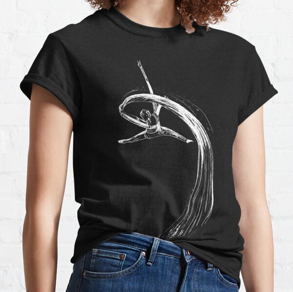Circus Areal Silks/Tissue Classic T-Shirt