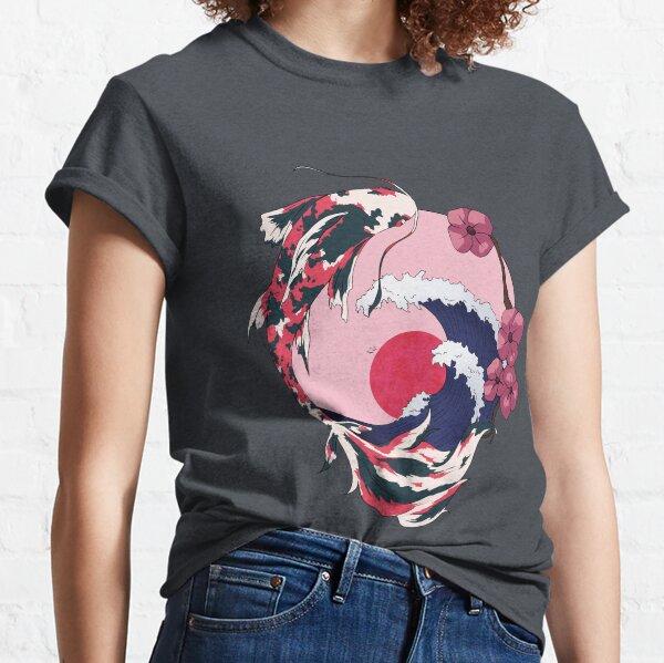Cherryblossom Koi Classic T-Shirt
