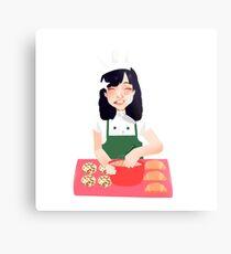 Baking~ Metal Print