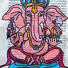 Ganesha by Alexandra Felgate