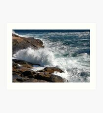 All Washed Up Art Print