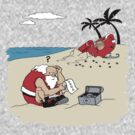 Santa Got Lost by murrayjodie