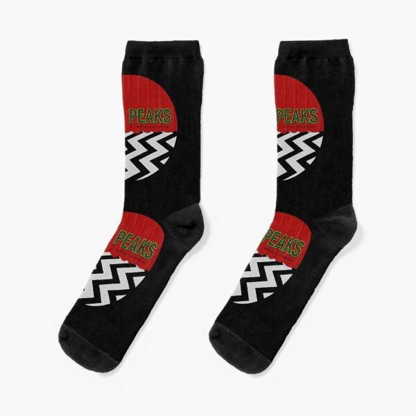 Twin Peaks Socks