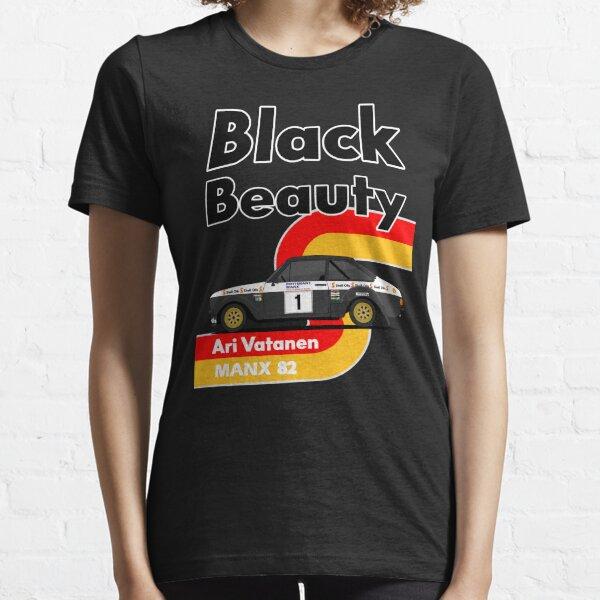 Ari Vatanen Black beauty escort MK2 Essential T-Shirt