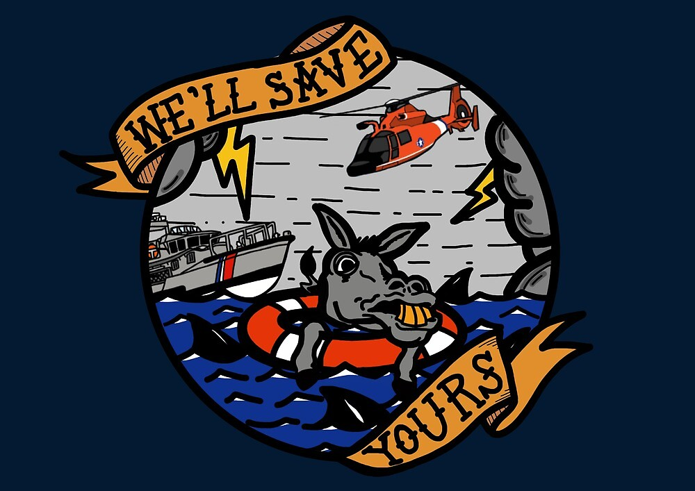 We'll Save Yours - Coast Guard 47 MLB by AlwaysReadyCltv