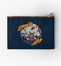 We'll Save Yours - Coast Guard 47 MLB Zipper Pouch