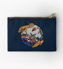 We'll Save Yours - Coast Guard 45 RB-M Zipper Pouch