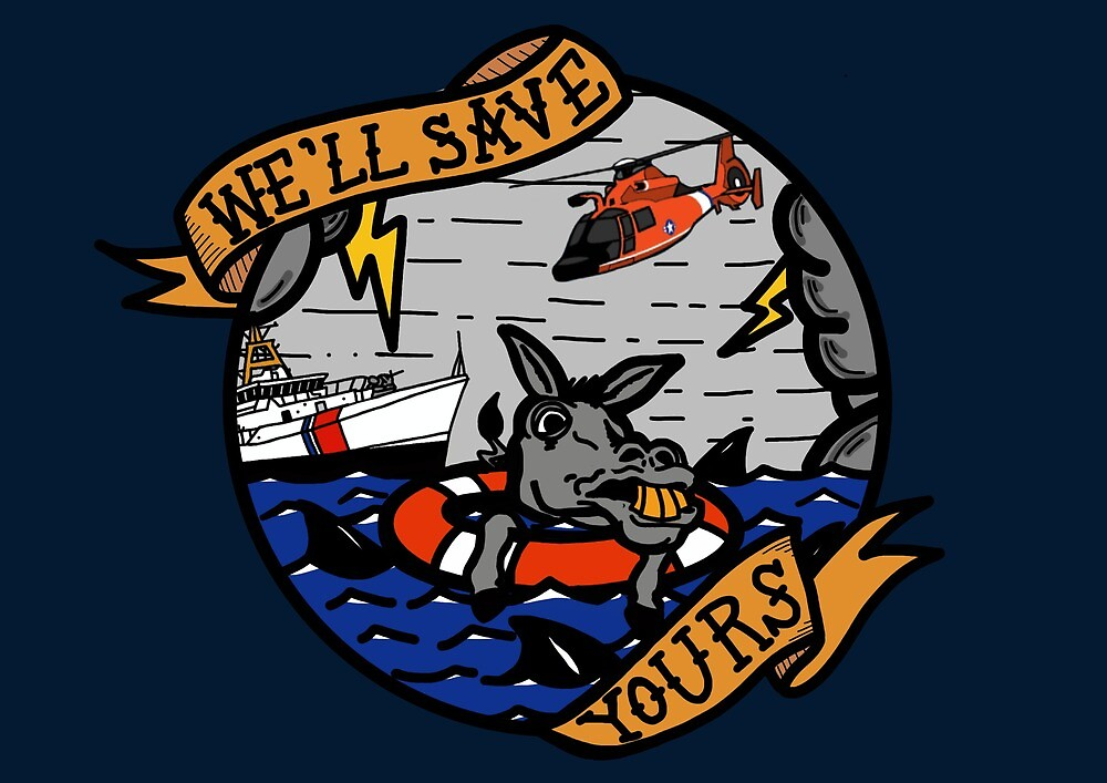 We'll Save Yours - Coast Guard FRC by AlwaysReadyCltv